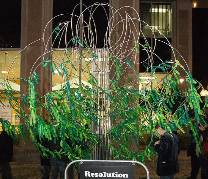 resolution oak tree