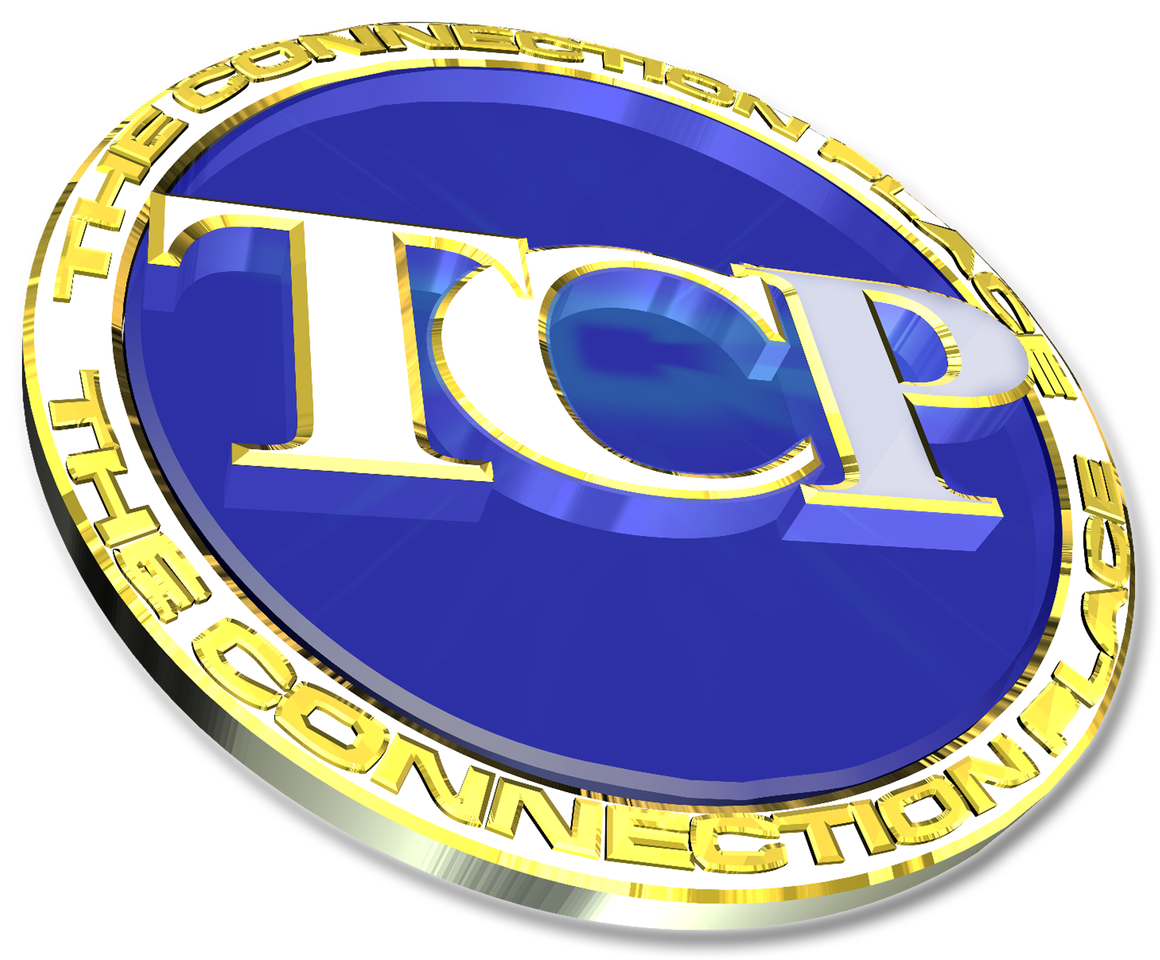 the connection place TCP magazine logo