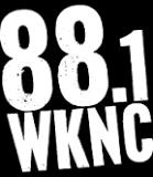 WKNC 88.1 logo