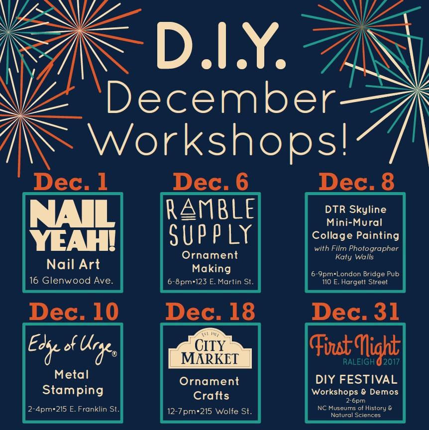 DIY December calendar
